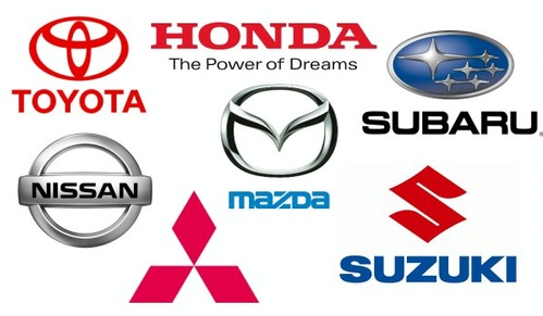 japanese-auto-maker-logos-collage