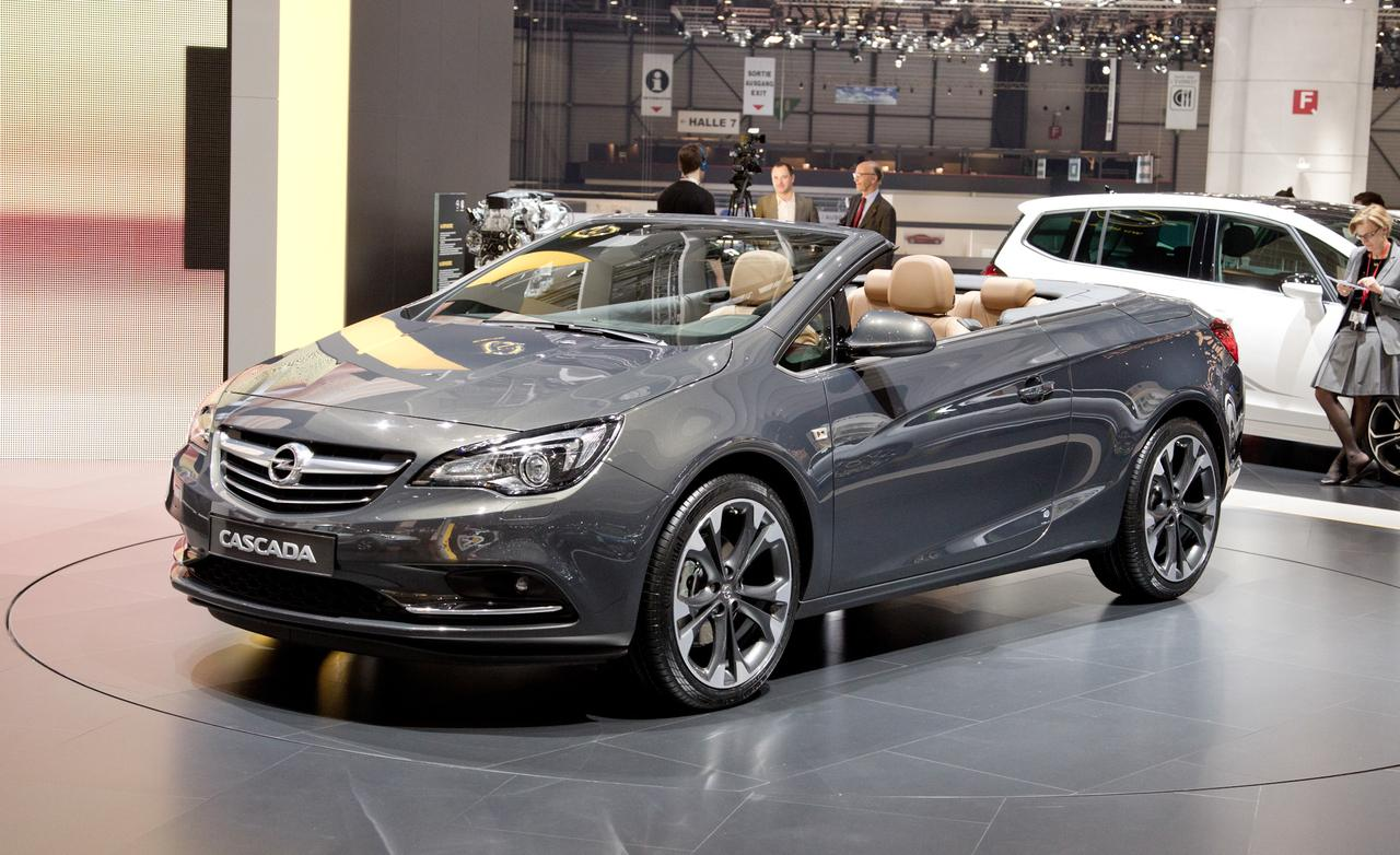 2014 opel cascada current models drive away 2day. Black Bedroom Furniture Sets. Home Design Ideas