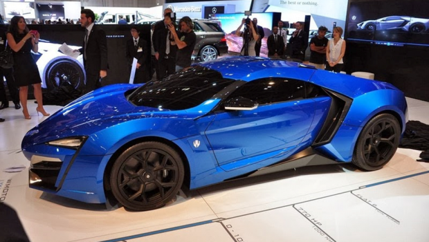 "SellAnyCar com – Sell your car in 30min ""Lykan HyperSport"