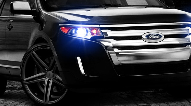 Car Makes And Models Ford Edge Accessories