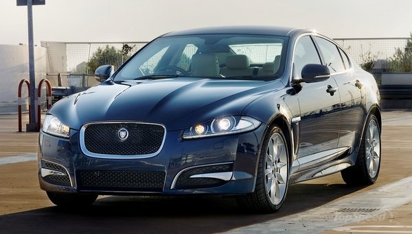 Car Videos Jaguar XF 2014