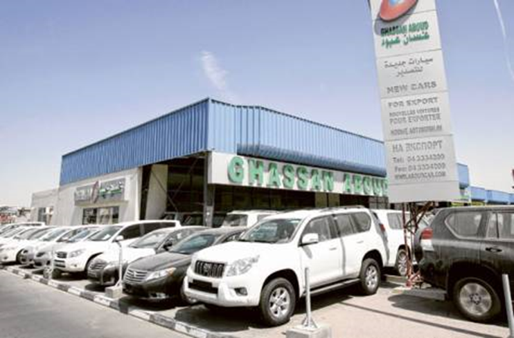 Buying A Car Accident In Dubai