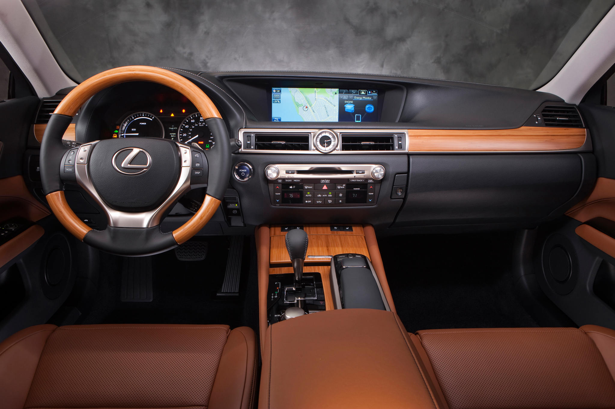 Sell your car in 30min lexus gs 2015 reviewed sell your car - Decoracion interior coche ...