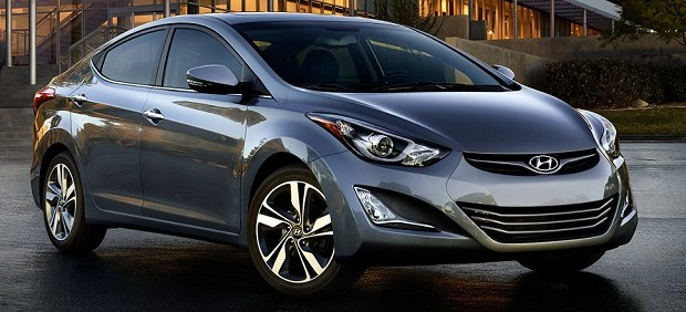Car Makes And Models 2015 Hyundai Elantra