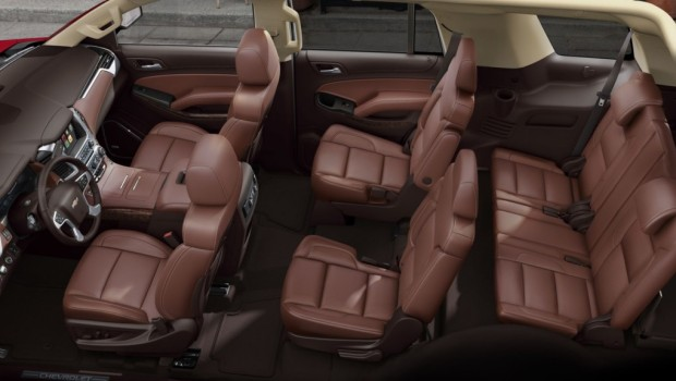 Nice Car Makes And Models 2015 Chevy Tahoe Interior Photo
