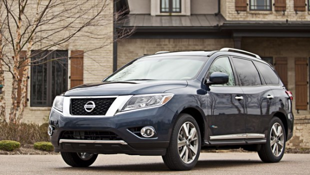 Car Makes And Models 2014 Nissan Pathfinder Hybrid Offers 26 MPG Combined  Fuel Econom