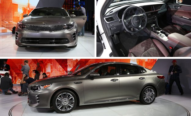 sell your car in 30min kia unveils optima 2016 sell your car. Black Bedroom Furniture Sets. Home Design Ideas