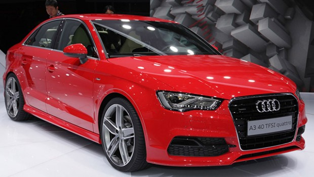 Trigger Recall of Audi a3