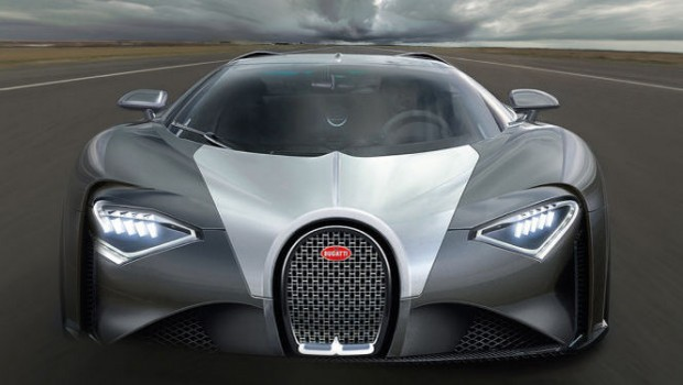 Car News 2017 Bugatti Chiron