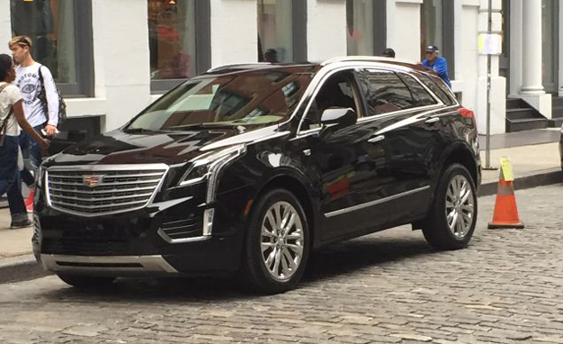 Sellanycar Com Sell Your Car In 30min 2017 Cadillac Xt5 Spied
