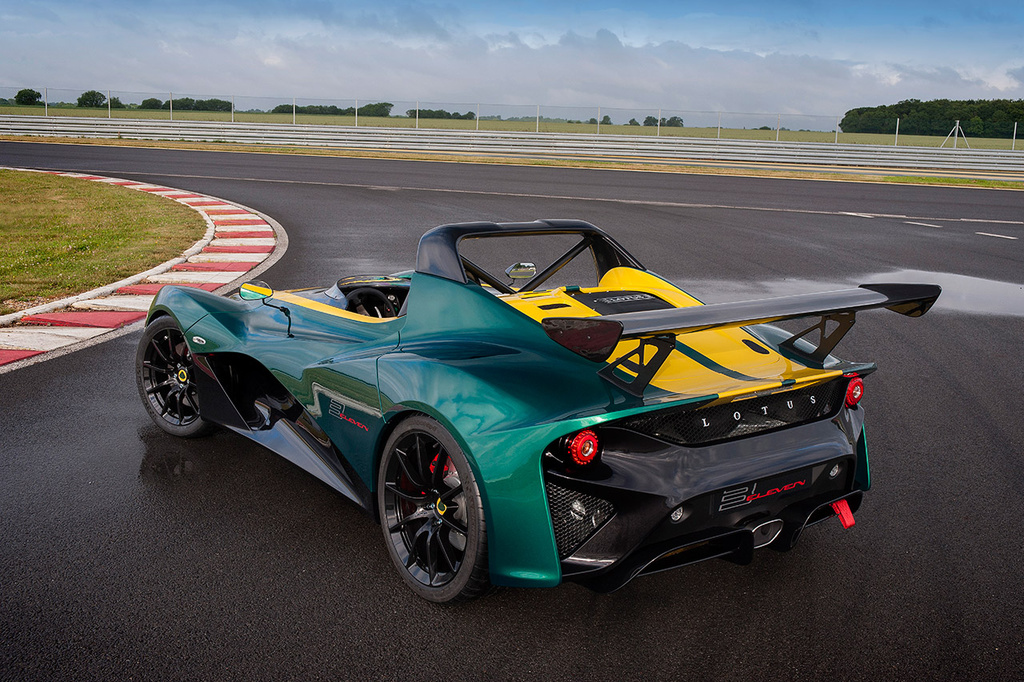SellAnyCar.com – Sell your car in 30min.The Lotus 3-Eleven Supercar ...
