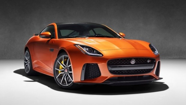 Car Makeodels Jaguar F Type Svr Specification