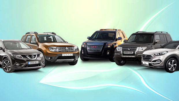 5 Best Available Suv S Under Aed 100 000 In Uae