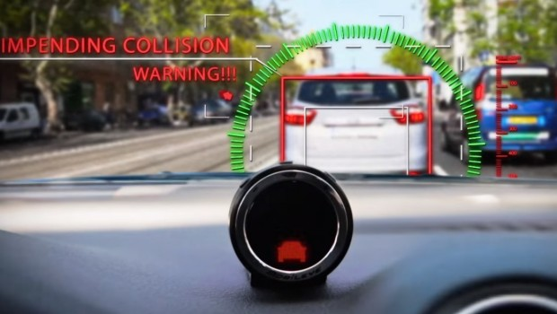 Forward Collision Warning System comes in all modern vehicle to ensure road safety