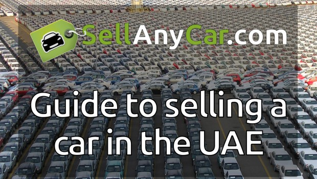 Guilde to selling a car in the UAE