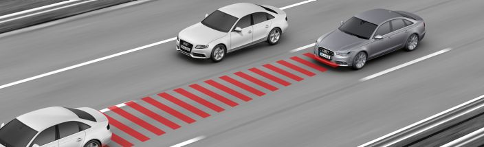How Adaptive Cruise Control Makes Your Drive Safe
