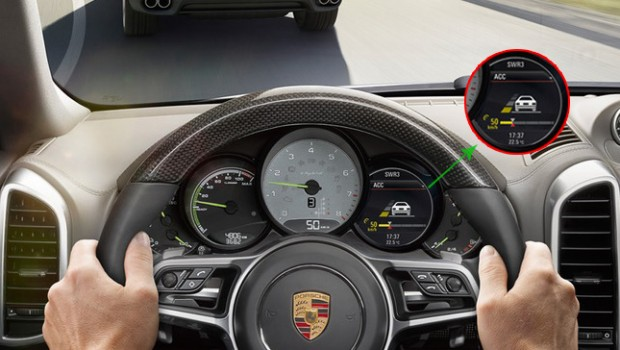 All You Need to Know about Adaptive Cruise Control System in Cars
