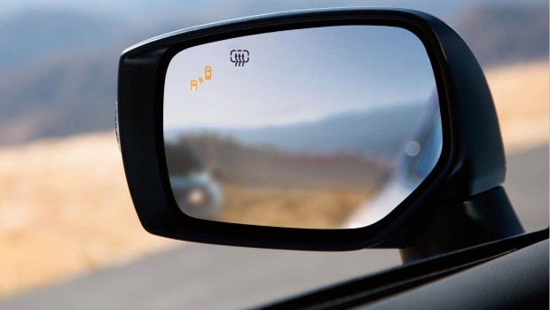 Six Most Affordable New Cars with Blind Spot Warning System