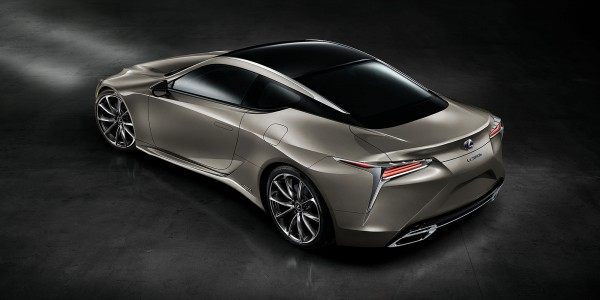 2017 Lexus LC 500 Concept – Price in the UAE
