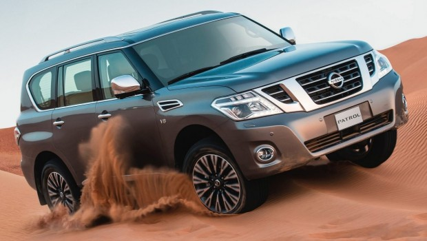 sell your car in nissan patrol all terrain suv with luxurious. Black Bedroom Furniture Sets. Home Design Ideas