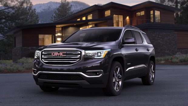 Sell Your Car In 30min.2017 GMC Acadia