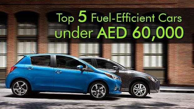 Car Makeodels Top 5 Fuel Efficient Cars Under Aed 60 000 In The Uae