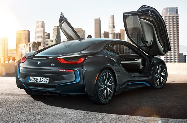 I8 Exterior: Sell Your Car In 30min.2017 BMW I8