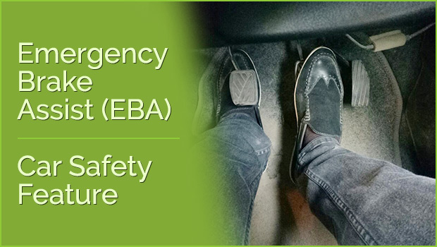Emergency Brake Assist– An Essential Car Safety Feature for Safe Braking