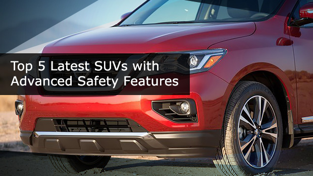 Car Makeodels Top 5 Safest Suvs Of 2017 Available In The Uae