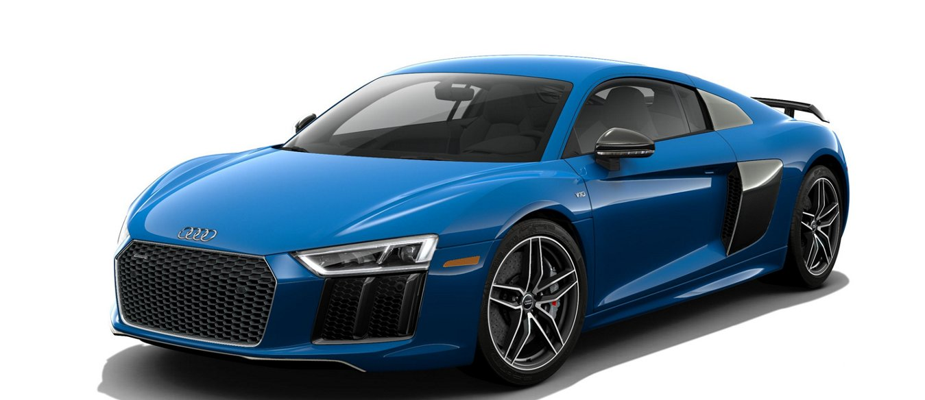 Price of 2017 Audi R8 in the UAE