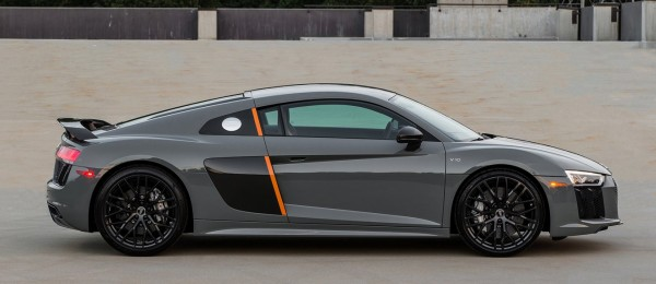 Design of the 2017 Audi R8