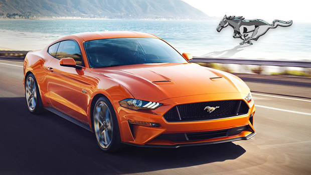 Car Makes And Models Facelifted Ford Mustang 2018 Released With Impressive Performance Upgrades