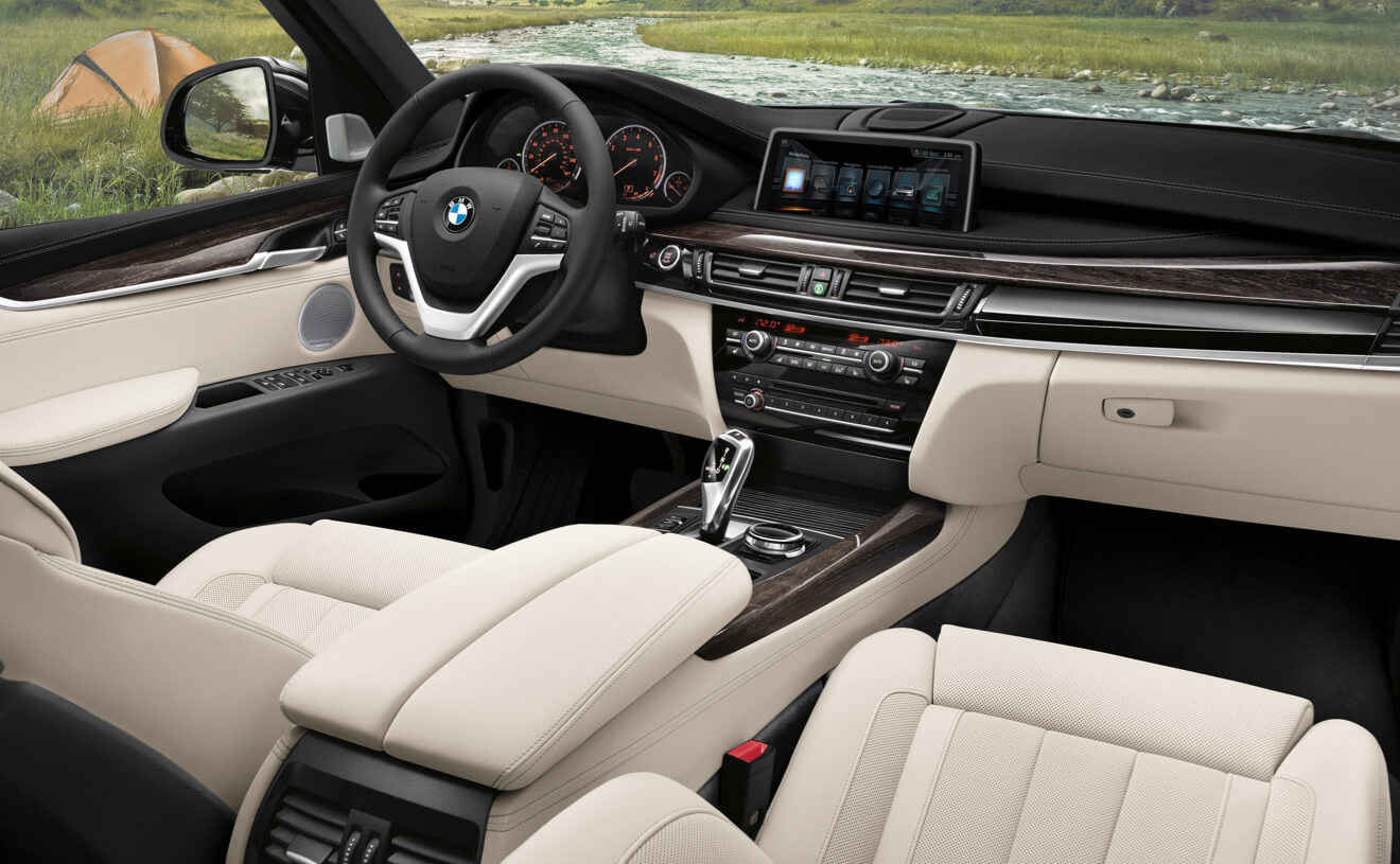 Sell your car in bmw x5 a for Bmw x5 interior