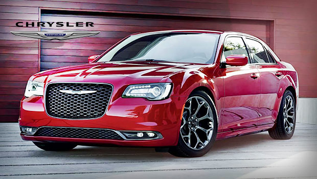 Car Makeodels 2017 Chrysler 300c High Performance Sedan With A Hemi V8 Engine
