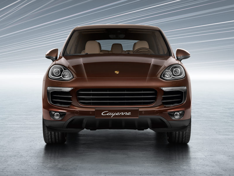 Design Of 2017 Porsche Cayenne