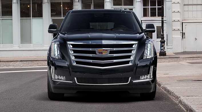 Design of 2018 Cadillac Escalade