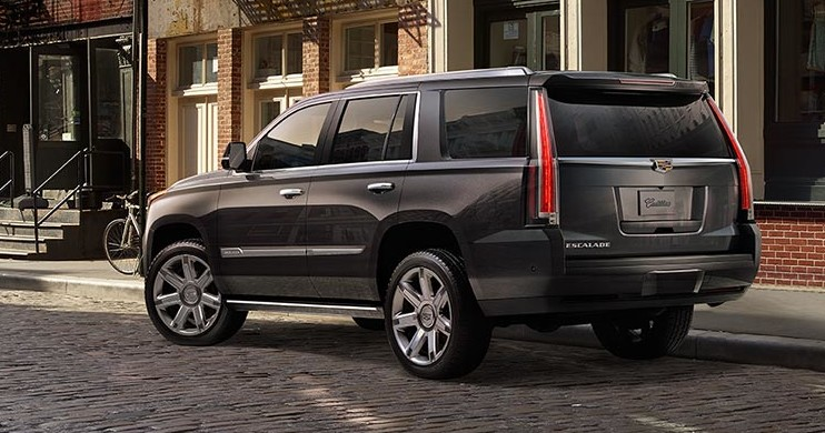 Price of 2018 Cadillac Escalade