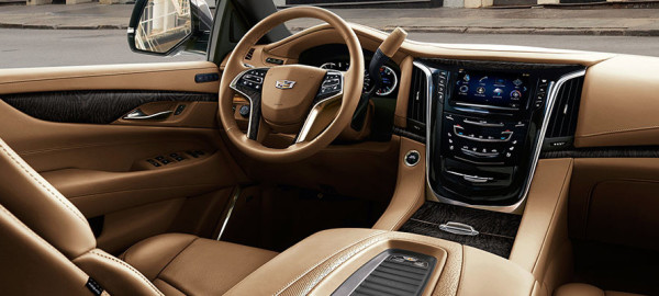 2018 Cadillac Escalade - Technological Features2018 Cadillac Escalade - Technological Features