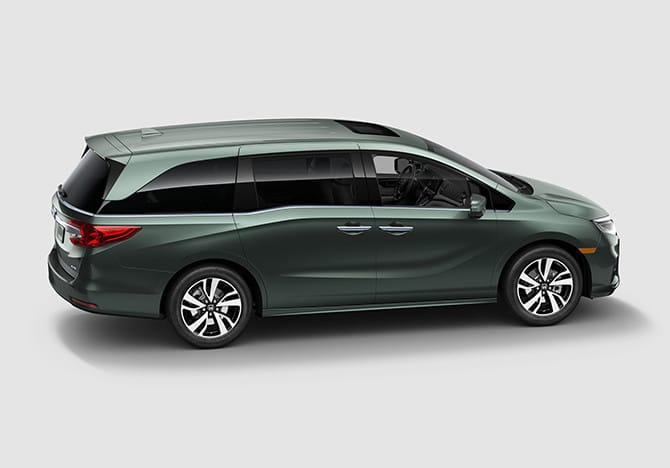 sell your car in honda odyssey spacious new minivan with advanced. Black Bedroom Furniture Sets. Home Design Ideas