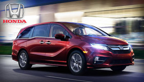 2018 Honda Odyssey – Spacious New Minivan with Advanced Safety Features