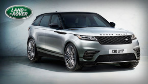 All-New 2018 Range Rover Velar with Supercharged Engine and Upgraded Performance Features