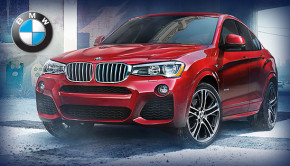 Redesigned 2018 BMW X4 Sports Activity Coupe with TwinPower Turbo Engines