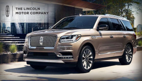 Redesigned 2018 Lincoln Navigator with Twin-Turbocharged Engine and Advanced Safety Technologies