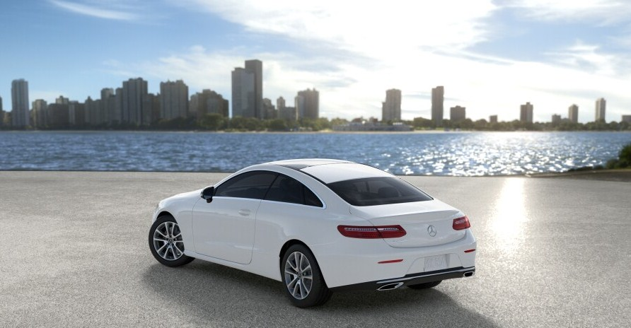 sell your car in 30min luxurious 2018 mercedes benz e class coupe with v6. Black Bedroom Furniture Sets. Home Design Ideas