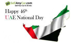 SellAnyCar.com Celebrates the 46th National Day of the UAE
