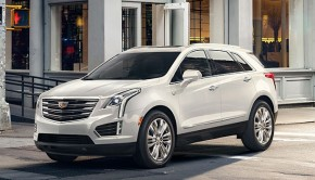 2018 Cadillac XT5 – Versatile Luxury Crossover with Powerful V6 Engine