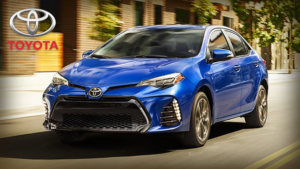 Car Makeodels 2018 Toyota Corolla An Affordable Fuel Efficient Sedan With Active Safety Features