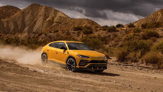 Car Makes And Models 2019 Lamborghini Urus: Worldu0027s First Super Sports  Utility Vehicle Unveiled In Italy
