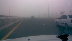 Dense Fog Hits the UAE - Everything You Need to Know about Driving Safely in Foggy Conditions