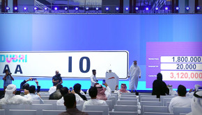 Exclusive Number Plates Offered at RTA's 97th Open Auction in Dubai